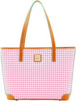 Dooney & Bourke Small Gingham Charleston