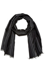 Amicale Lightweight Stripe Scarf