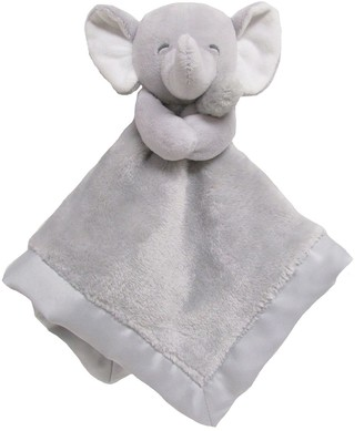 Carter's Elephant Plush Security Blanket