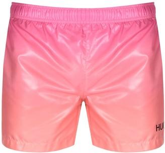HUGO BOSS Malibu Swim Shorts Pink