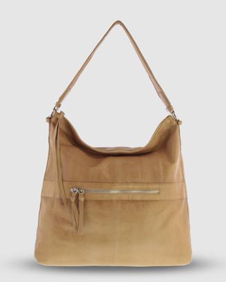 Cobb & Co Mackay Leather Hobo