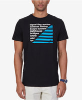Nautica Men's List Graphic-Print T-Shirt