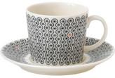 Royal Doulton Charlene Mullen Foulard Star Teacup & Saucer