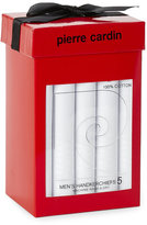 Pierre Cardin 5-Pack Tonal Striped Handkerchiefs