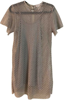 Alice McCall Grey Cotton Dresses
