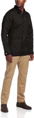 Cutter & Buck Men's Big-Tall CB Weathertec Granite Falls Car Coat