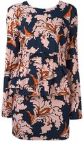 MSGM floral print dress - women - Polyester/Viscose - 40