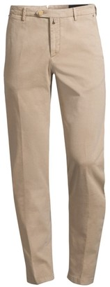 Kiton Stretch Cotton Chinos