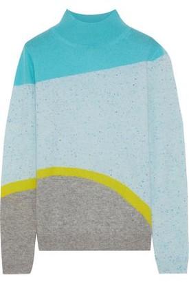 Charli Intarsia Cashmere Sweater
