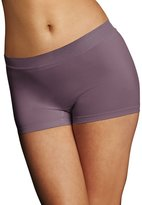 Maidenform womens Pure Genius Seamless Boyshort