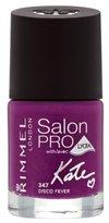 Rimmel Kate Moss Salon Pro Nail Polish Disco Fever by