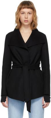 Mackage Black Wool Azara Jacket