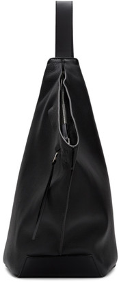Loewe Black Small Anton Backpack