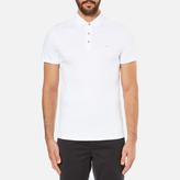 Michael Kors Men's Sleek Polo Shirt White