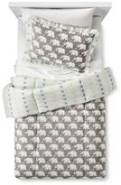 Pam Grace Creations Indie Elephant Comforter Set Multicolor