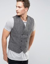 Selected Double Breasted Vest