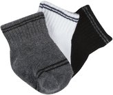 Robeez 3 Pack Socks (Baby) - Goes With Everything-6-12 Months
