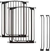 Dream Baby Dreambaby Chelsea Tall Auto-Close Security Gate Value Pack