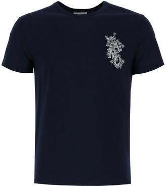 Alexander McQueen Monogram Logo T-Shirt