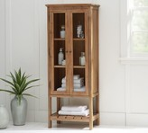 Pottery Barn Rustic Wood Linen Closet