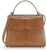 Thumbnail for your product : Nancy Gonzalez Large Lexi Crocodile Top Handle Bag
