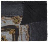 Avant Toi baroque print scarf