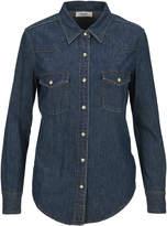 Celine Western Denim Shirt