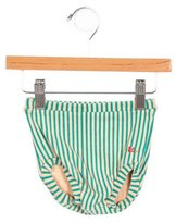 Bobo Choses Kids' Striped Knit Bloomers