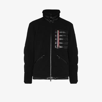 Moncler Sciablese padded fleece jacket