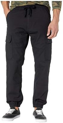 Levi's(r) Mens Aviator Cargo Jogger (Caviar/Ripstop) Men's Casual Pants
