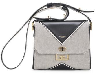 Givenchy Medium Eden Canvas Shoulder Bag