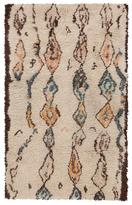 Surya Denali Hand-Knotted Wool Shag