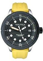 Nautica Unisex N16634G NMX 601 Classic Analog with Enamel Bezel Watch