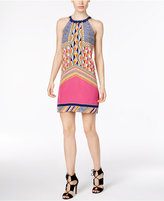 Trina Turk Ranchita Printed Silk Shift Dress