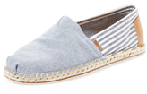 Toms Striped Espadrille