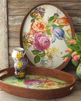 Mackenzie Childs MacKenzie-Childs Flower Market Tray