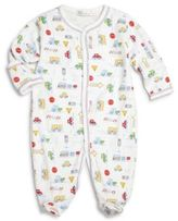Kissy Kissy Baby's City Detour Cotton Footie