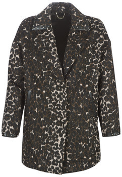 GUESS RITA women's Coat in Black