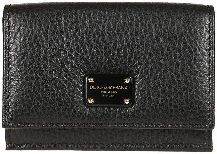 Dolce & Gabbana Classic French Wallet