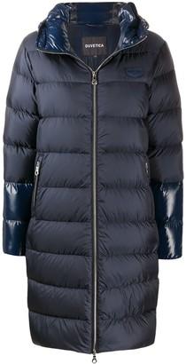 Duvetica Mid-Length Puffer Coat