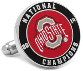 Ice 2014 Ohio State Buckeyes National Champions Cufflinks