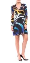 Olian Women's Lorraine Wrap Maternity Dress