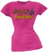 Fraggle Rock - Character Line-Up Juniors T-Shirt