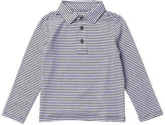 Vineyard Vines Blank Edgartwn Stripe Collared Shirt (Toddler, Little Boys, & Big Boys)
