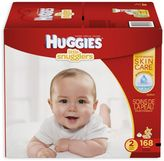 Huggies Little Snugglers 168-Pack Size 2 Mega Colossal Diapers