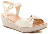 UGG I Heart Prinne Sparkle Wedge Sandal (Little Kid & Big Kid)