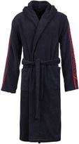 Emporio Armani Marine Navy Hooded Bath Robe