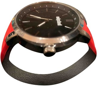 Kenneth Cole Red Steel Watches