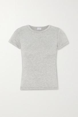 Leset Lori Brushed Stretch-knit T-shirt