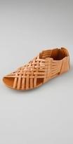 Shoes Can't Help Myself Flat Huarache Sandal